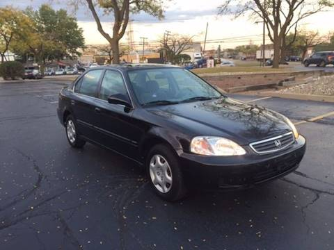 2000 Honda Civic for sale in Des Plaines, IL