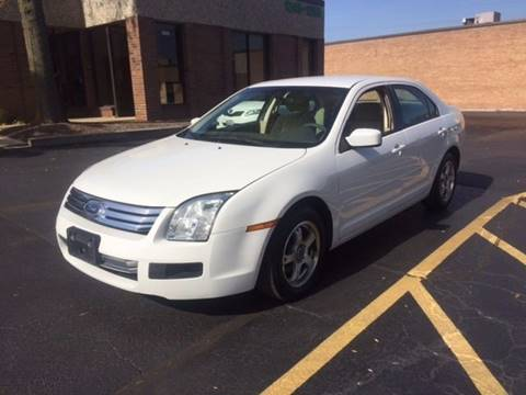 2006 Ford Fusion for sale in Des Plaines, IL