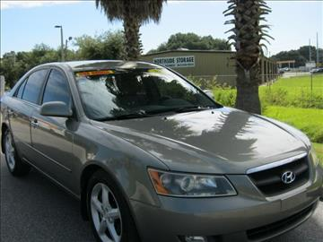 2007 Hyundai Sonata for sale in Lakeland, FL