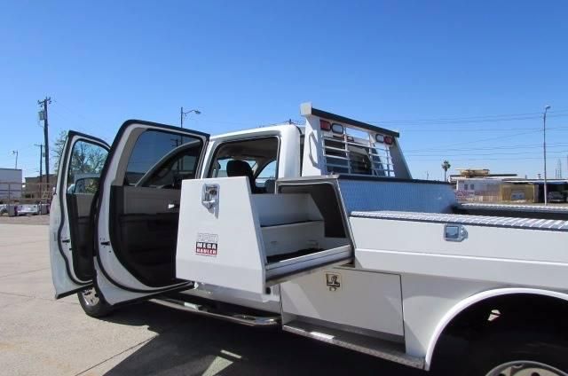 2012 Dodge RAM 4500 SLT CREW CAB 4X4 - Phoenix AZ