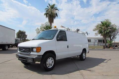 2007 Ford E-250 for sale at Ray and Bob's Truck & Trailer Sales LLC in Phoenix AZ