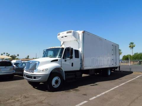 2007 International 4400  Extended Cab for sale in Phoenix, AZ