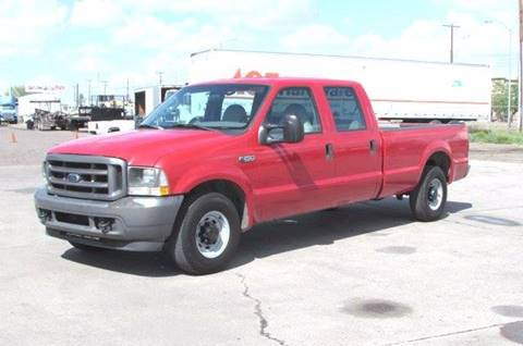 2004 Ford F-250 Super Duty for sale at Ray and Bob's Truck & Trailer Sales LLC in Phoenix AZ