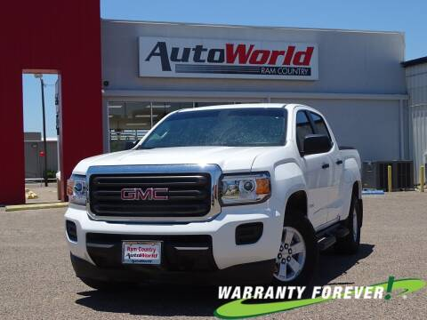 2018 GMC Canyon for sale in Eagle Pass, TX