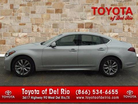 2016 Infiniti Q70 for sale in Eagle Pass, TX