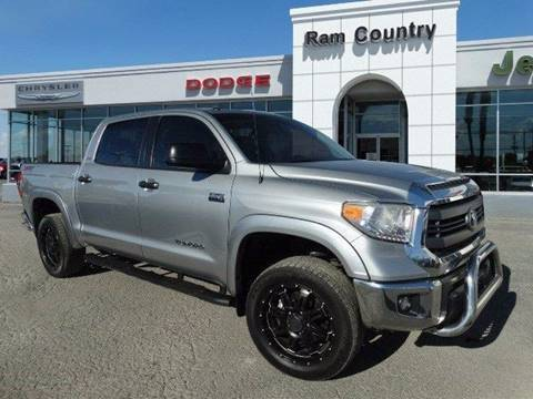 2014 Toyota Tundra for sale in Eagle Pass, TX