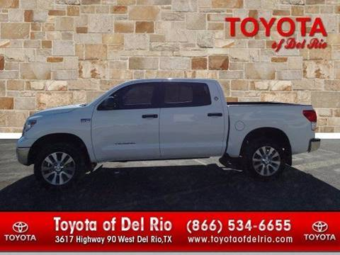 2013 Toyota Tundra for sale in Eagle Pass, TX