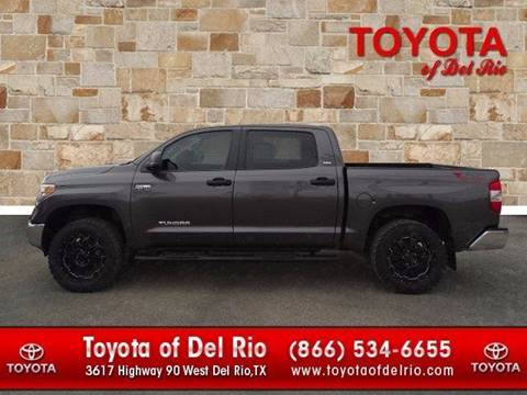 2014 Toyota Tundra for sale in Eagle Pass TX