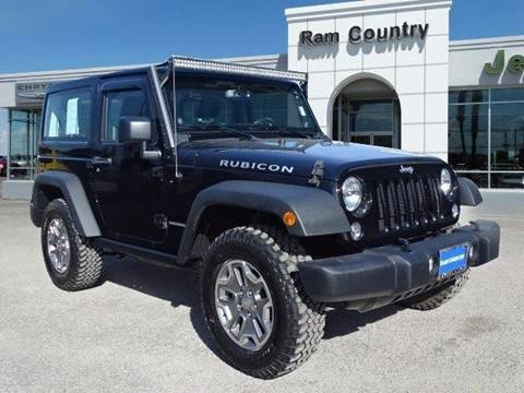 2014 Jeep Wrangler for sale in Eagle Pass TX