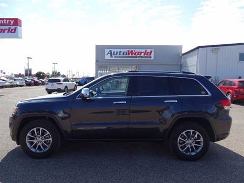 2016 Jeep Grand Cherokee for sale in Eagle Pass, TX