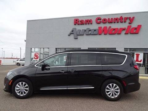 2017 Chrysler Pacifica for sale in Eagle Pass, TX