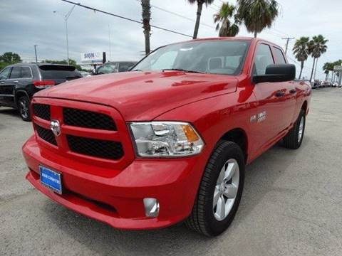2015 RAM Ram Pickup 1500 for sale in Eagle Pass, TX