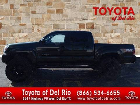 2014 Toyota Tacoma for sale in Eagle Pass TX