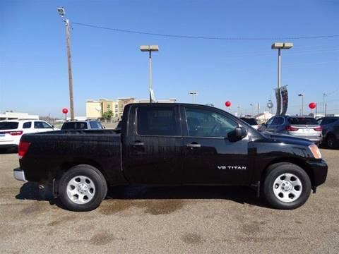 2014 Nissan Titan for sale in Eagle Pass TX
