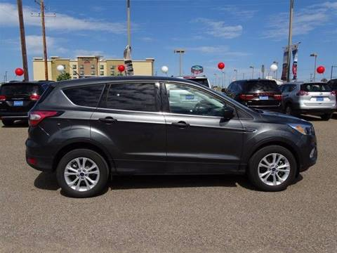 2017 Ford Escape for sale in Eagle Pass TX
