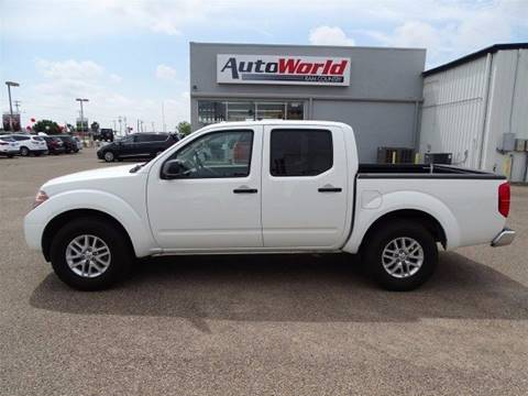 2016 Nissan Frontier for sale in Eagle Pass, TX