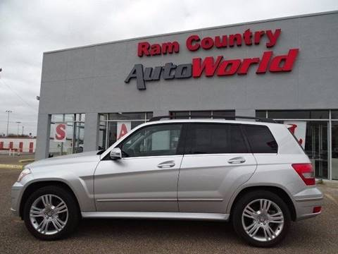 2012 Mercedes-Benz GLK for sale in Eagle Pass TX
