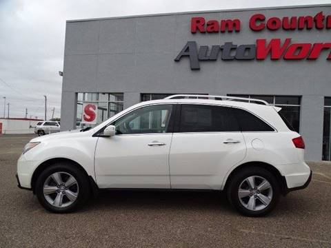 2011 Acura MDX for sale in Eagle Pass, TX
