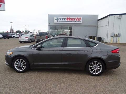 2017 Ford Fusion for sale in Eagle Pass TX