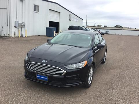 2017 Ford Fusion for sale in Eagle Pass, TX