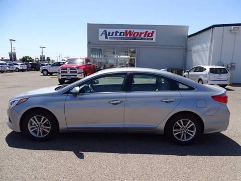 2017 Hyundai Sonata for sale in Eagle Pass, TX