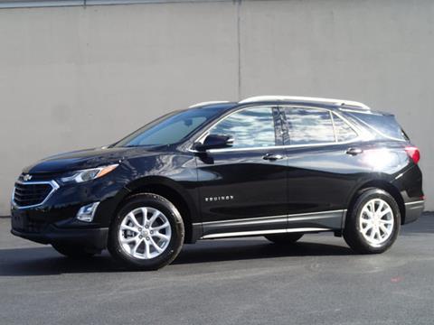 2018 Chevrolet Equinox for sale in Chillicothe IL