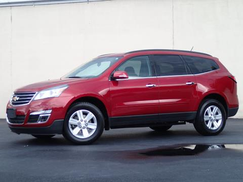 2013 Chevrolet Traverse for sale in Chillicothe IL