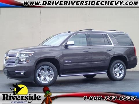 2015 Chevrolet Tahoe for sale in Chillicothe, IL