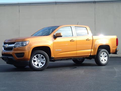 2017 Chevrolet Colorado for sale in Chillicothe IL