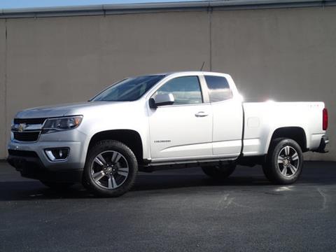 2017 Chevrolet Colorado for sale in Chillicothe, IL