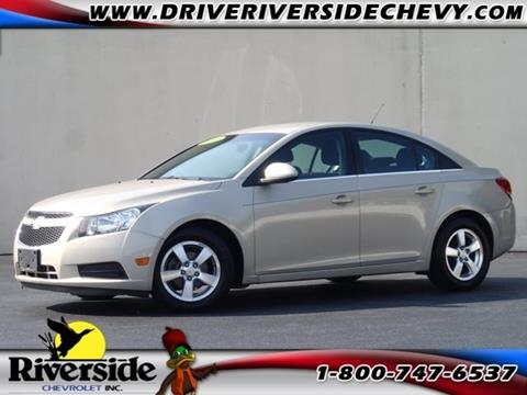 2011 Chevrolet Cruze for sale in Chillicothe IL