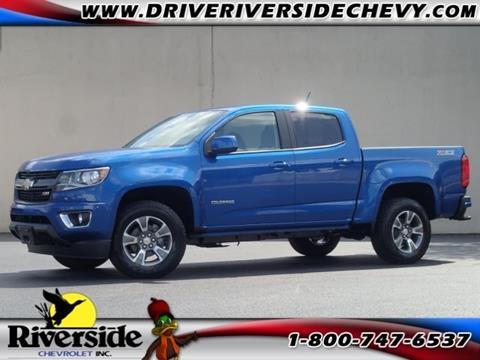 2018 Chevrolet Colorado for sale in Chillicothe IL