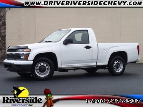 2012 Chevrolet Colorado for sale in Chillicothe IL