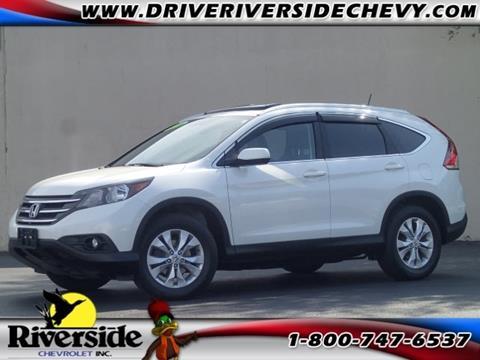 2014 Honda CR-V for sale in Chillicothe, IL