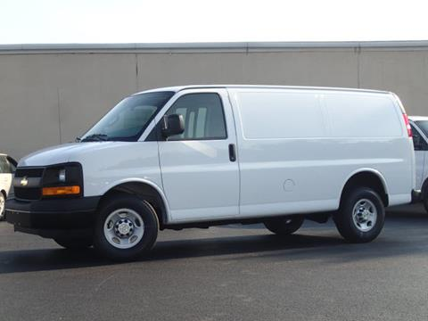 2017 Chevrolet Express Cargo for sale in Chillicothe IL