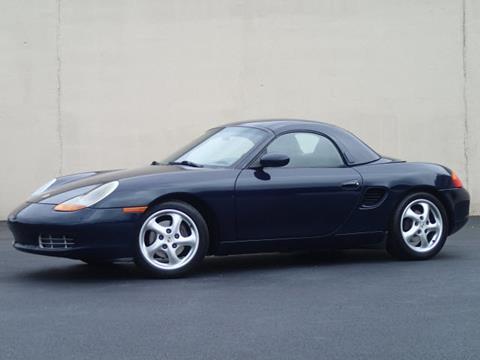 1997 Porsche Boxster for sale in Chillicothe IL