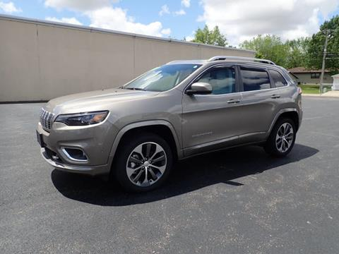 2019 Jeep Cherokee for sale in Chillicothe, IL