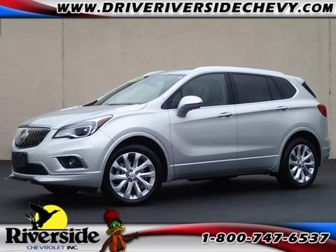 2016 Buick Envision for sale in Chillicothe, IL