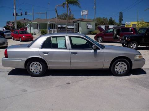 2006 Mercury Grand Marquis for sale in Englewood, FL