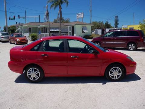 2003 Ford Focus for sale in Englewood, FL