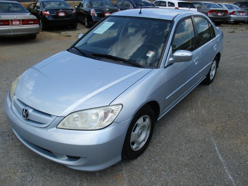 2005 Honda Civic Hybrid 4dr Sedan - Rome GA