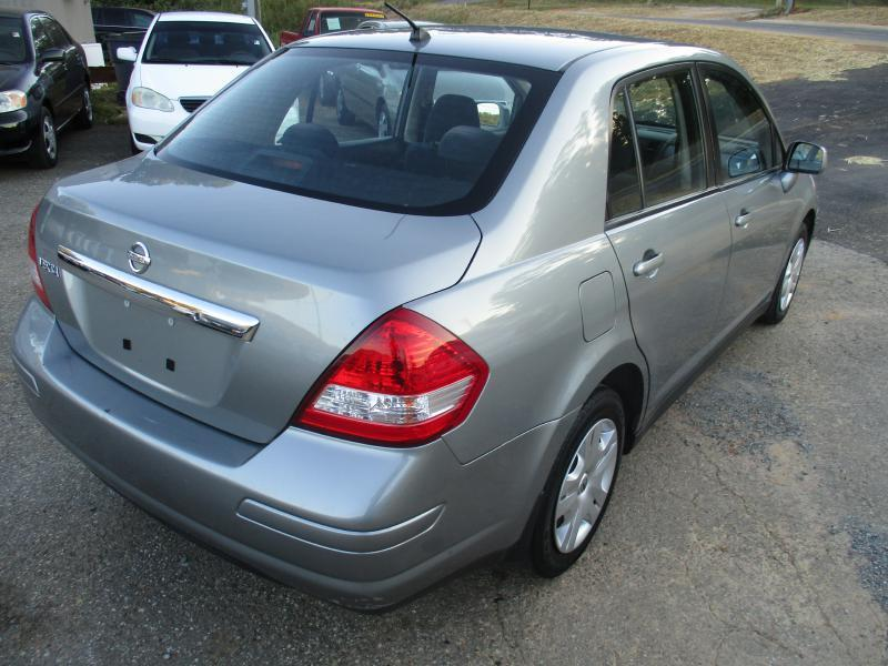 2010 Nissan Versa S - Rome GA