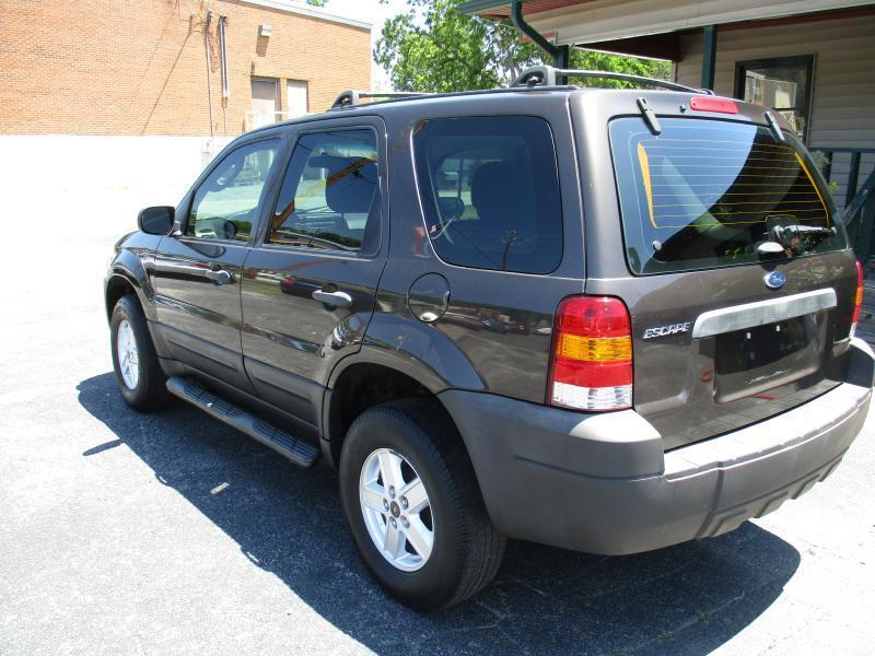 2007 Ford Escape XLS 4dr SUV (2.3L I4 4A) - Rome GA