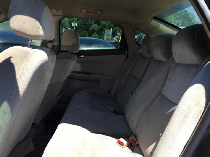 2008 Chevrolet Impala LS 4dr Sedan - Rome GA