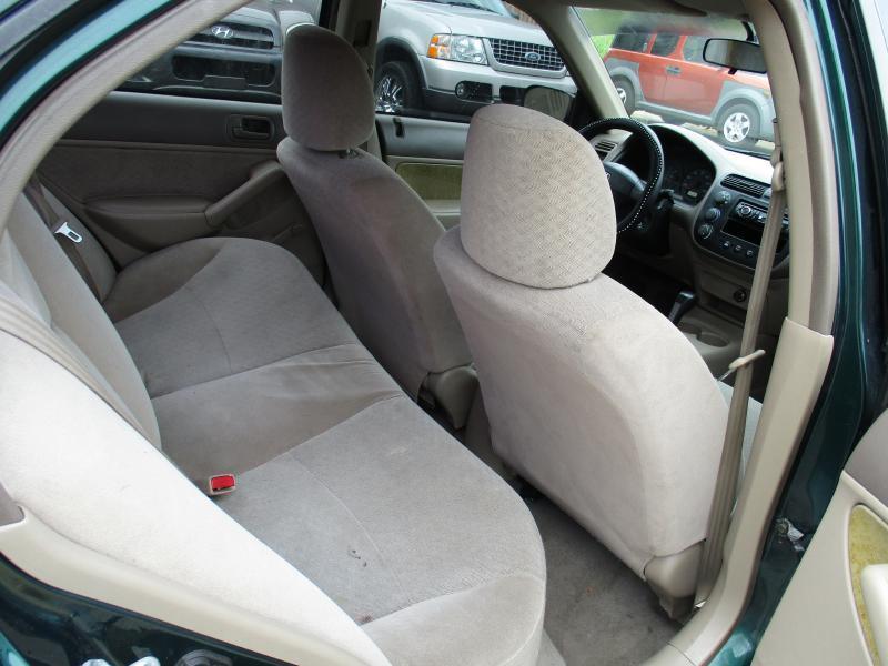 2002 Honda Civic DX 4dr Sedan - Rome GA