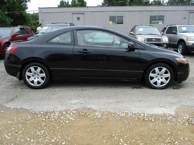2006 Honda Civic LX 2dr Coupe w/Automatic - Rome GA