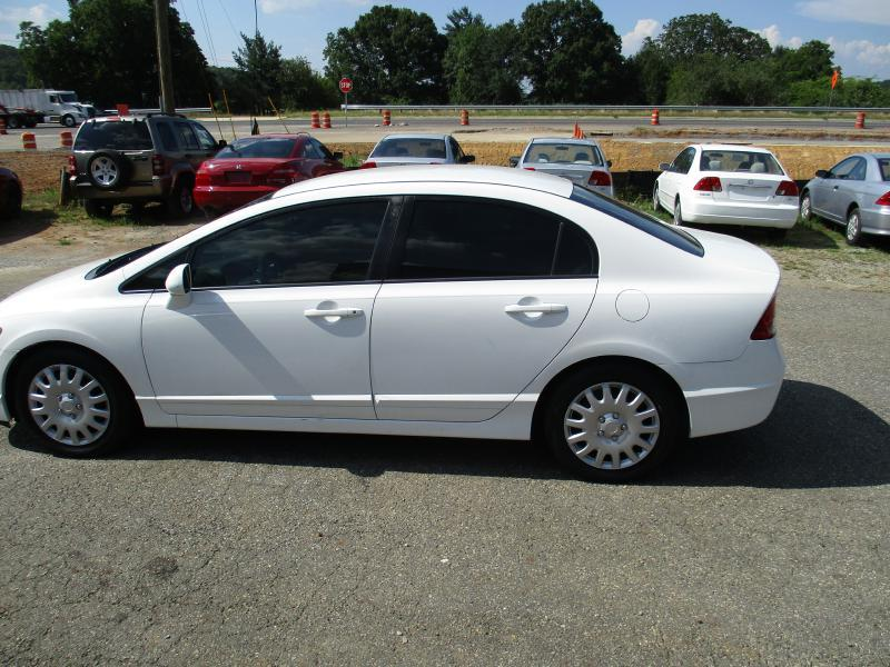 2008 Honda Civic LX 4dr Sedan 5A - Rome GA