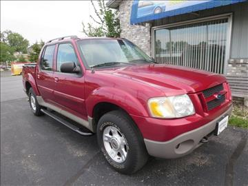 2003 Ford Explorer Sport Trac for sale in Appleton, WI