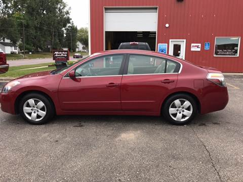 2007 Nissan Altima for sale in Faribault, MN