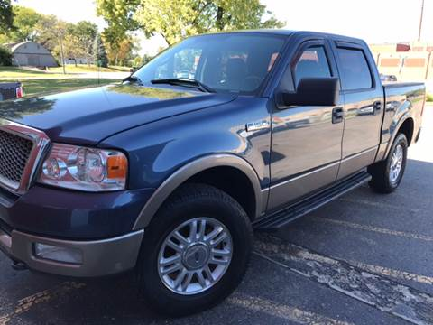 2004 Ford F-150 for sale in Faribault, MN